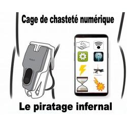 Cage de chasteté numérique le piratage infernal