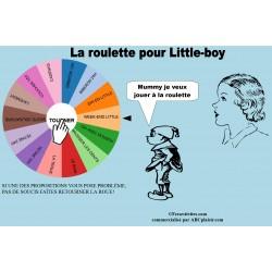 La roulette pour Little Boy