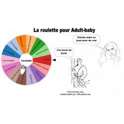 La roulette pour Adult-baby